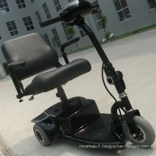 Scooter électrique de mobilité pliable avec trois roues (DL24250-1)