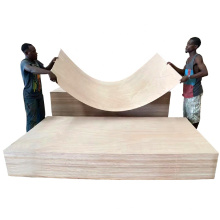 2.7mm/3.4mm/5.2mm/5.5mm Full Okoume Plywood Commercial Plywood For Furniture
