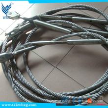 304 16 mm 7x19 stainless steel wire rope