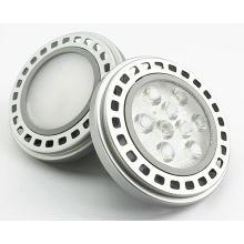 высокий люмен вниз света 11W Сид ar111 лампы 12В переменного тока, 2800к-3200к, 4000к-4500к, 6000К-6500к, 800лм