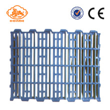 Equipamentos agrícolas Hard Steel Slats Flooring For Pigs