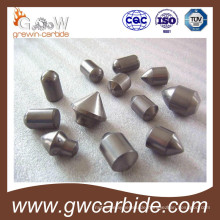 Wolframkarbid-Knopfbits für den Bergbau