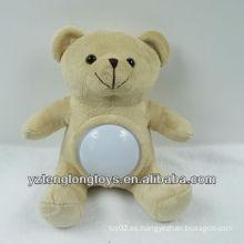 Juguetes de los niños superventas Juguetes de la luz de la noche del LED