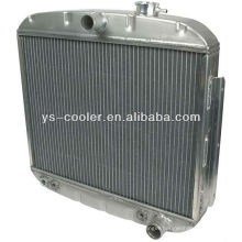 aluminum plate and bar water in rdiator/excavator water radiator