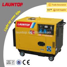 5,5kW luftgekühlte einen Zylinder Silent Diesel Generator