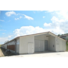 Prefabricated Light Steel Structure Poultry House (KXD-PCH6)