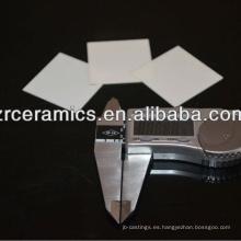 Alta resistencia 99% Alúmina PCB Sustrato / PCB de cerámica aislante