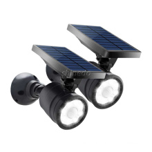 Outdoor Waterproof Wireless Solar Motion Sensor Wall Light Security For Home Out Lighting