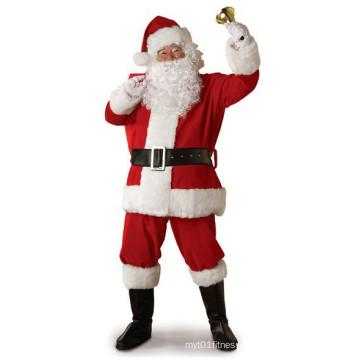 Christmas Santa Claus Cos Play Unif Christmas Show Lingerie