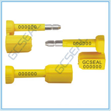 ISO 17712 Heavy duty security seal bolt seal
