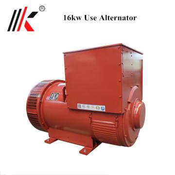 Électrique 20kva 3 phase 16kw alternateur prix pakistan dynamo produisant de l'électricité