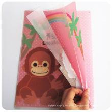 factory custom plastic printing file folder (office supplies report bag)
