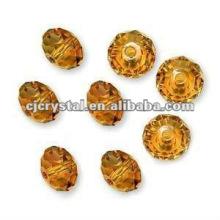 Crystal Art Handwerk, Schmuck Glas Perle