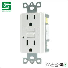 Us Standard Porous Sockets 15A with USB