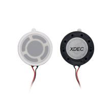 30mm 8ohm 2W 3W com alto-falante de segurança de fio de conector de cabo