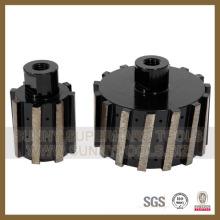 Roue de tambour de diamant d'approvisionnement direct d'usine pour le meulage