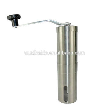stainless steel coffee grinder from baide factory, coffee grinder OEM/ODM, fashion coffee grinder