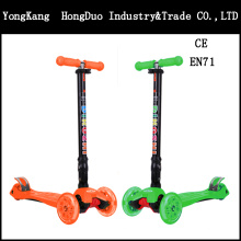 Alibaba trade assurance four wheels folding scooter