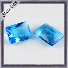 Champange color princesa cortar piedras preciosas (STG-025)