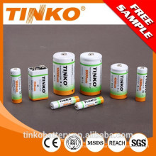 with TINKO popular and 17 years old experience nicd aa rechargeable 1.2v battery