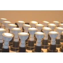 GU10 / Gu5.3 / E11 LED ampoule 3W / 5W projecteur en aluminium LED