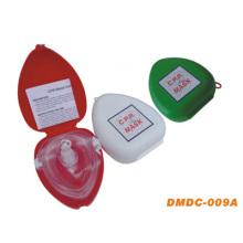 Портативный cpr маска с коробкой PVC (КПД-009A)