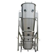 Máquina de revestimiento de gránulos de lecho fluidizado de acero inoxidable
