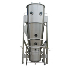 Máquina de revestimento de granulado de leito fluidizado de aço inoxidável