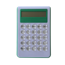 8 digit calculator with large screen display