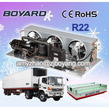 Boyard R22 cold storage room with hermetic rotary refrigeration compressor