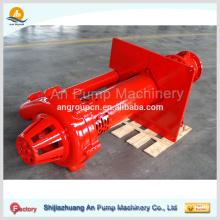 Coal mine vertical sump slurry pump