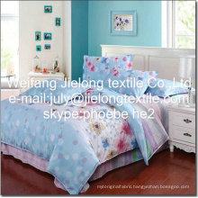 China fabric manufacturer 100% cotton printed fabric 100% cotton cambric printed fabric