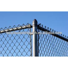 Galvanized chain link fence with high quality and competitive price