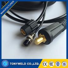 Besty quality 250A weldcraft Wp26 Torneira de solda a arco regada a gás Tig