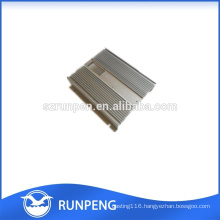 High Precision OEM Extrusion Aluminium Power Box Parts