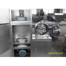 Xb Zuckerfräse, Schleifmaschine