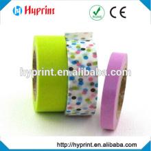 All kinds of tearable decorative washi, tape diy