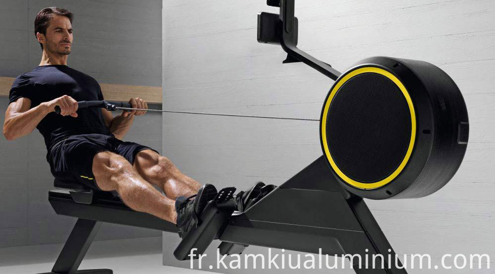 Aluminium Fitness Equipment