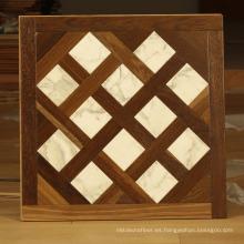 Jade interior decoración piso de madera