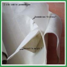 Экологически чистые 500г композитные геомембраны