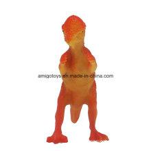 Figura do brinquedo do dinossauro do PVC do animal selvagem para a coleção