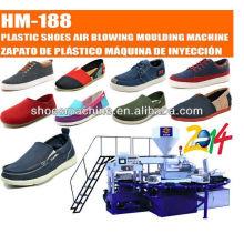 2017 nueva máquina de fabricación de zapatillas giratoria Hm-188