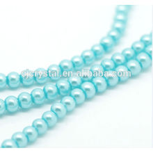 New fashion Glass pearls in loose pearls