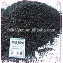 Precio de filtro de carbón activado granular 8x30 para tratamiento de aguas residuales