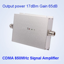 17dBm Inicio Uso CDMA 850MHz Cell Phone Booster de señal