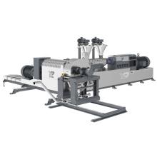 Low smoke HFFR cable raw material making machine