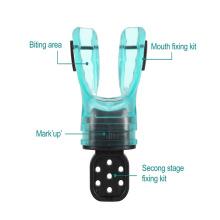 Novos produtos bocal de silicone remodelado para mergulho