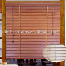 Faux wooden blind new design