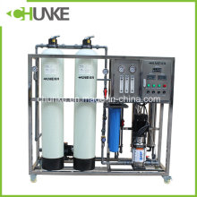 Chunke 0.25t / H Flow RO System Wasseraufbereitung Equitment Chemical Well