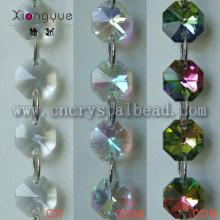 Perles de Cristal Crystal chaîne pour lustre